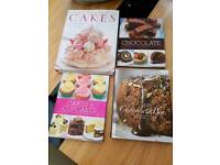Cake recipe books