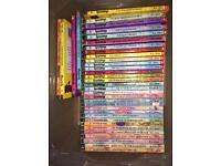 36 Original Goosebumps R L Stine Books
