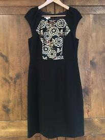 NEW WITH TAGS MONSOON PARTY DRESS SIZE 12 COST £99