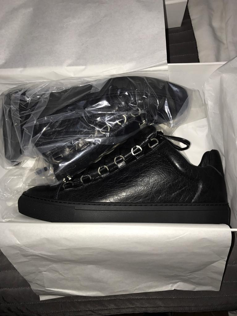Balenciaga Arena Low Top Trainers