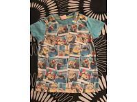Boys T-Shirts, 5-6years