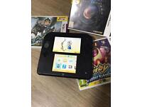 Nintendo 2ds in mint condition with 5 games and sd card not iPhone