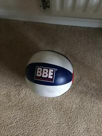4kg leather boxing gym Medicine ball