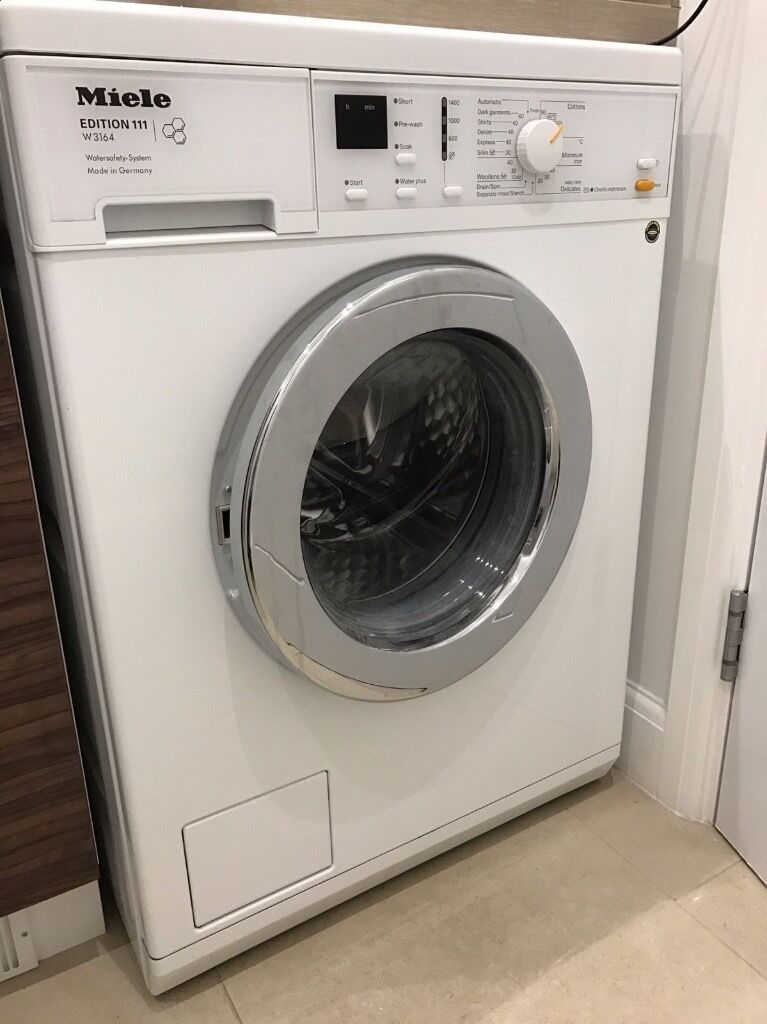 miele laundry machine