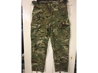 British army issued trousers New and used good condition
