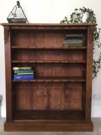Oak Vintage/Antique Bookshelf, perfect for upcycle