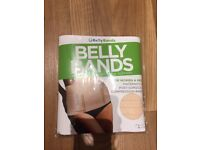 Post natal belly band size small