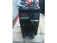 Mig welder Nexus NXM320 3phase like new