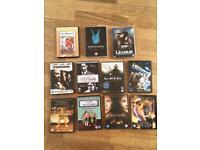 11 Films on DVD