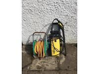 Karcher Power Washer and Hose