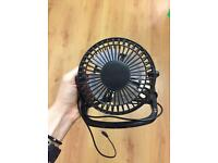 Table fan (USB)