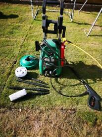 Qualcast pressure washer 2000w