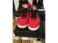 Nike air jordan 4 Toro rare LOOOK!!!!!!