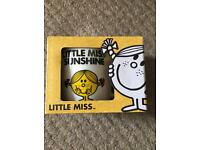 Bnib little miss sunshine mug
