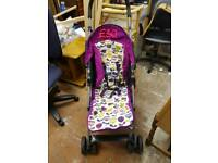 mamas and papas pushchair free delivery in leicestershire