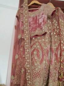 Indian bridal lenga