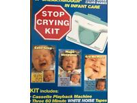 Stop crying kit