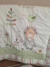 Cot bed bundle