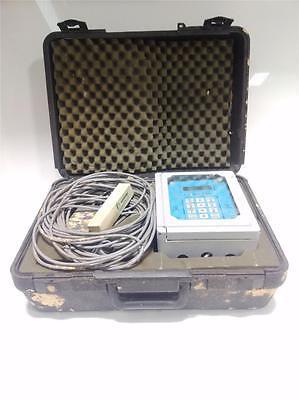 Compu-flow Portable Doppler Ultrasonic Flow Meter Pzb
