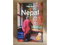 Nepal Lonely Planet Guide