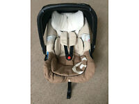 Concord Air 0+ Car Seat – Beige (LIKE NEW) Best Buy from Which