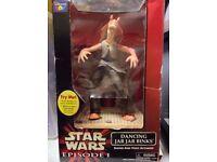 Star Wars Dancing Jar-Jar Binks Toy/Collectable