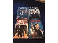 NCIS seasons 9-12 dvds