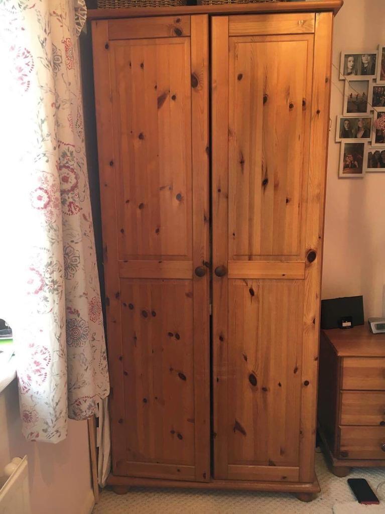 Bedroom Furniture Set, Antique Pine