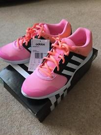 Adidas trainers size 5 NEW