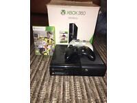 Xbox 360 2 wireless remotes, Fifa 17 plus more games