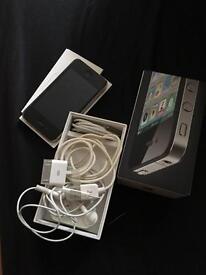 iPhone 4 black 32GB UNLOCKED