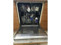 baumatic dish washer (fitted kitchen)