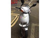 Sym 50cc Moped