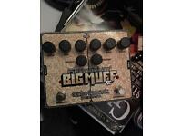 Electro harmonix germanium big muff pi