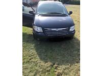 Bargain 2007 Voyager Low Mileage 2.8CRD Stow&Go Auto Fully Loaded