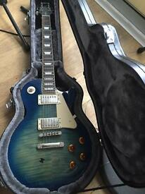 Electric guitar! Very new! Epiphone les Paul standard plus top pro