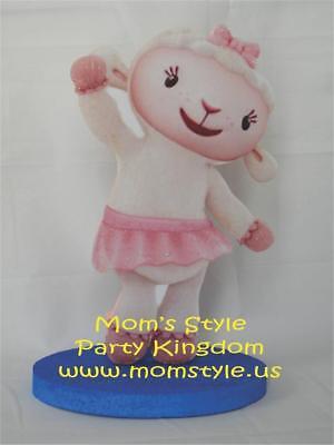 Doc Mcstuffin Lambie Birthday Party Centerpiece (Doc Mcstuffin Party Supplies)