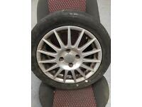 Ford Fiesta ph2 alloy