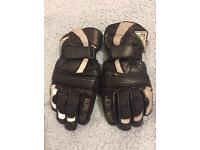 Frank Thomas ladies motorcycle gloves small