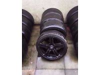 """Bmw M6 18"""" Alloy Wheels Can Sell Single Can Post Part Ex Welcome"""