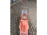 Flymo RE420 CHEVRON Roller Rotary Mower