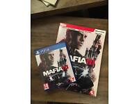 PS4 Mafia III game and official guide