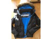 Men's XL Superdry Engineered Wind Cheater Jacket