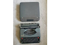 1950's Empire aristocrat typewriter
