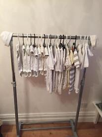 22 item newborn unisex starter set