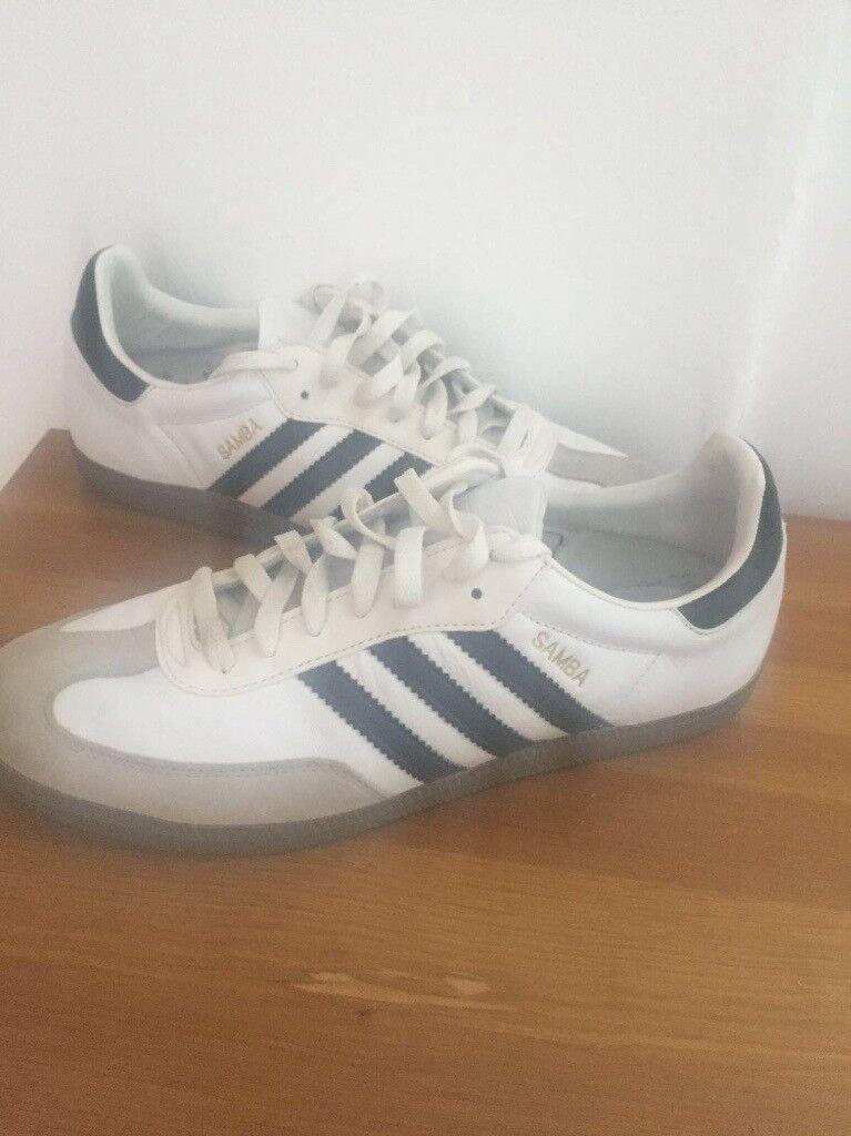 Men's adidas samba trainers