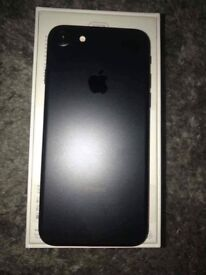 IPHONE 7 JETBLACK (EE) 128GB 1MONTH OLD