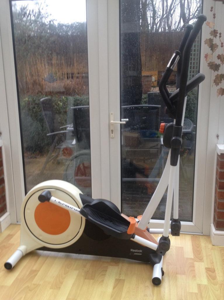 *Reebok i Trainer 2.1 Elliptical Cross Trainer* Orange   in Chard, Somerset   Gumtree