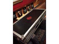 Kamkase Coffin Flight Case - 2 x CDJs & Mixer