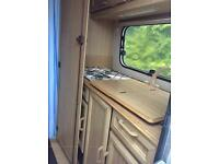 ELLDIS 2 BIRTH CARAVAN ideal for camper van conversion or braked trailer